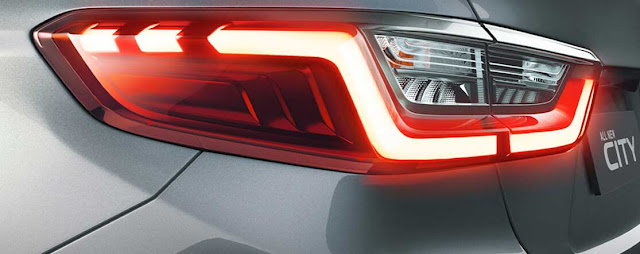 2020 Honda City LED Brake Light