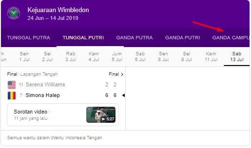 Kejuaraan Wimbledon 2019