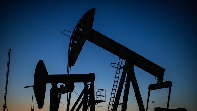 Brent crude oil price rises above $ 65 a barrel