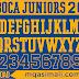 ⚡⚡⚡Nike FFF Boca Juniors 2020-21 Football Font Free Download by M Qasim Ali