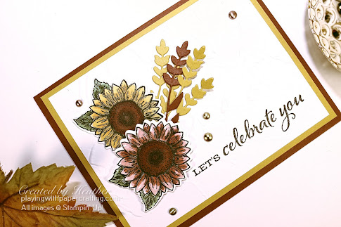 celebrate sunflowers with aysi#255 3