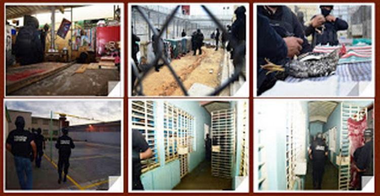 Catean el penal de Nuevo Laredo Tamaulipas