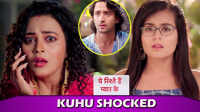 Abeer-Mishti and Kunal-Kuhu's dandiya battle with twist in Yeh Rishtey Hai Pyaar Ke