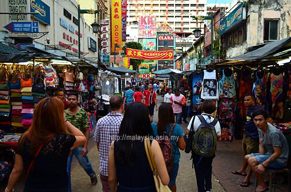 KL Petaling street Tours