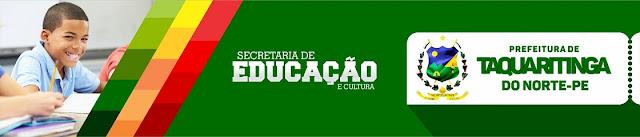 SECRETARIA MUNICIAL DE EDUCAÇÃO E CULTURA