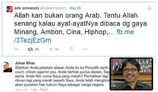 petisi 'Universitas Indonesia Pecat Ade Armando