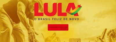 Lula, o Brasil Feliz de Novo. A perseverança vai vencer o golpe