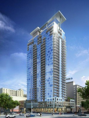 La Cowboy Developer Plans Five High Rise Residential