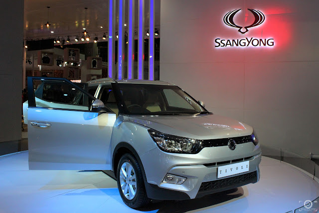 ssangyong, Auto Expo 2016, india, shashank mittal, shashank mittal photography
