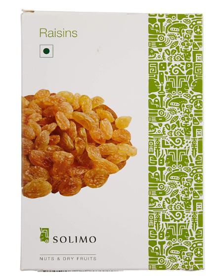 Solimo Premium Raisins