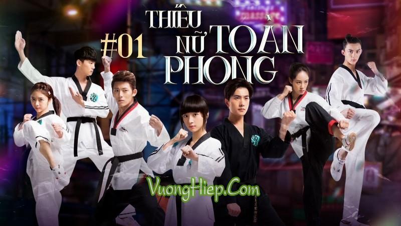 Thiếu Nữ Toàn Phong - Phim Võ Thuật Đỉnh Cao