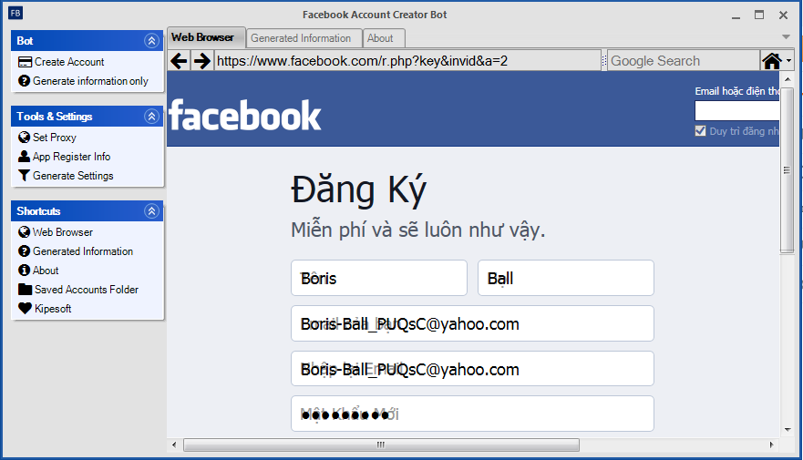 Facebook Account Creator Free Mass Facebook Account Creator Bot Download Mass Facebook Account Creator Bot For Free