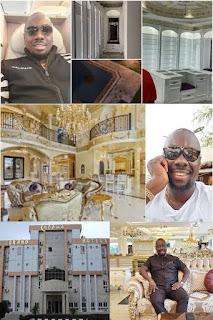 Obi Cubana source of wealth