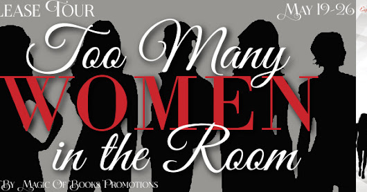 Release Tour & GC Giveaway: Too Many Women in the Room (Gilda Greco Mystery Series, Book 2) By Joanne Guidoccio