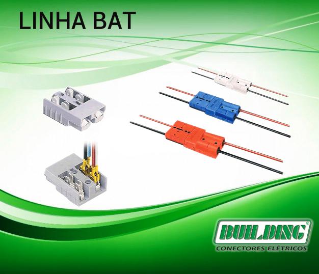 Aplicações do conector de engate rápido (BAT)