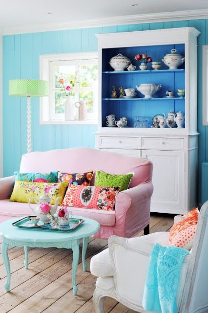 Bright Home Decor That Make Your Home Look Fabulous