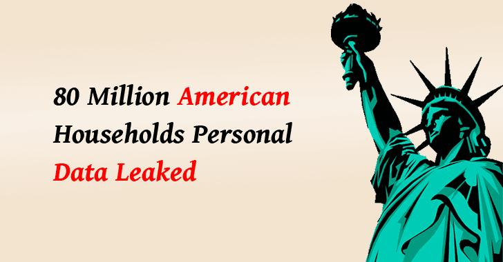 america personal data leak