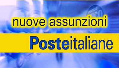 Poste Italiane nuove assunzioni (adessolavoro.blogspot.com)