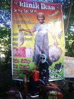 Yuk Merapat, Klinik Ikan Bakar 'dr. Ina Sei, SP, LP' Diminati Warga