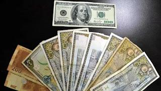 سعر الليرة السورية مقابل العملات الرئيسية والذهب يوم السبت 15/8/2020