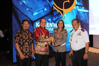 Kotabaru Raih Penghargaan WTN 2019