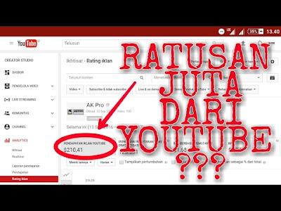 Ini Cara Menghitung Gaji YouTuber Atta, Kamu Shock Saat Tahu Hasilnya!