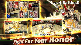 Download King's Raid APK MOD v2.16.0 New Update Full Version