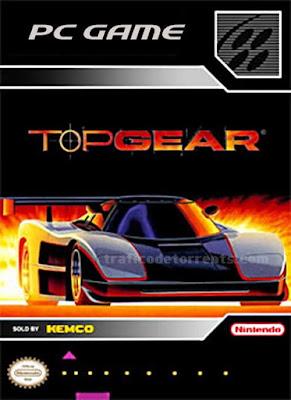 Capa do Top Gear