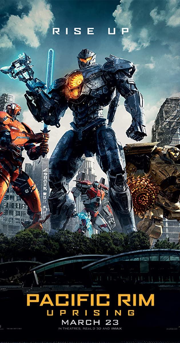 Pacific Rim: Uprising 2018 Movie Free Download HD Online