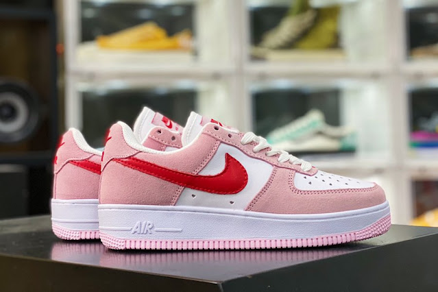 Air Force 1 collaboration Valentine's day