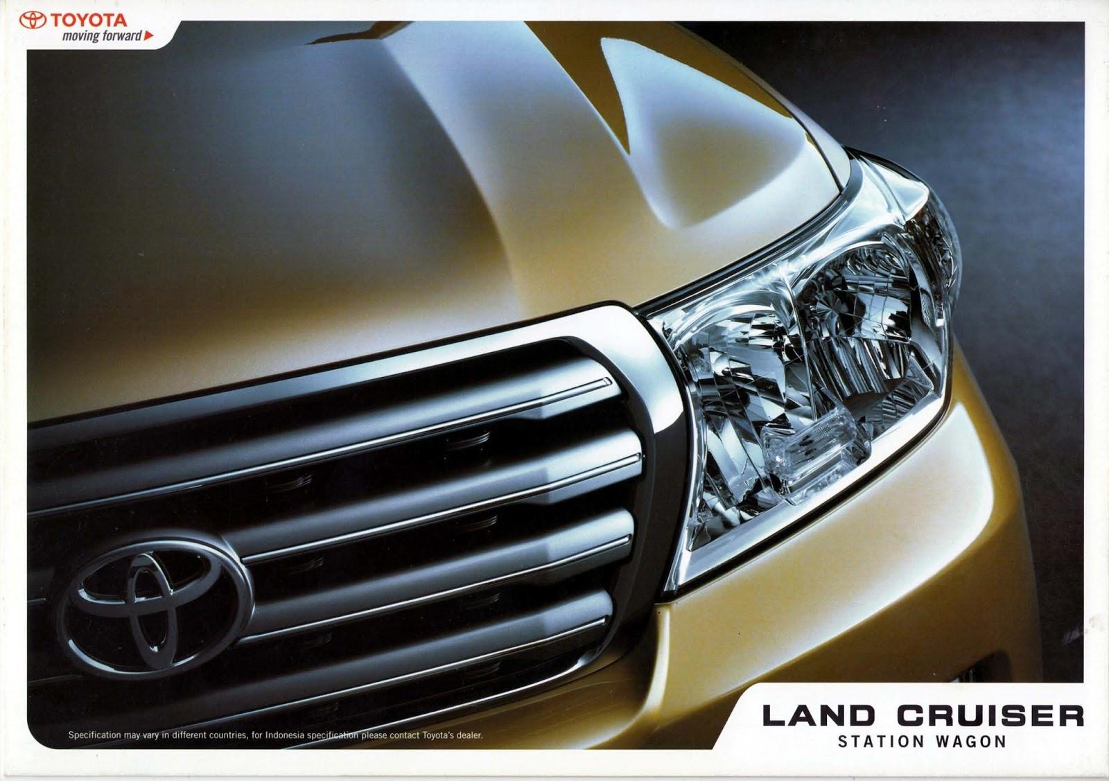 Browsur Toyota Land Cruiser Riau
