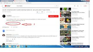 contoh gambar diskripsi pada vidio youtube