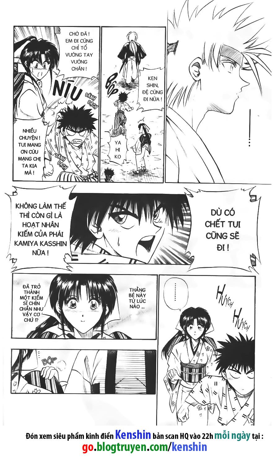 Rurouni Kenshin chap 20 trang 18