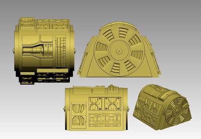 Power Generator & Pylon picture 1