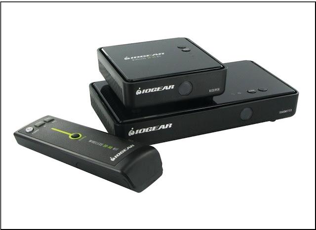Iogear GW3DHDKIT Wireless HDMI Digital Kit