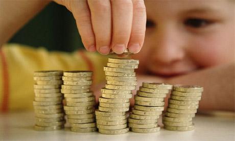 Danas počinje podnošenje zahtjeva za dječiji dodatak
