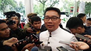 Terkait UU Cipta Kerja, Gubernur Ridwan Kamil : Terima Dulu Kemudian Evaluasi dalam Setahun Dua Tahun