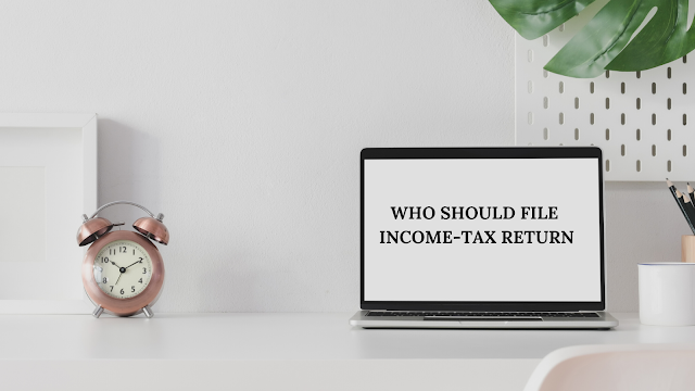 Who should file income tax return