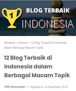 Teknik promosi blog terbaik