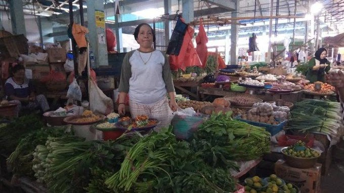 Social Distancing Corona, PD Pasar Bermartabat Kota Bandung Layani Belanja Online