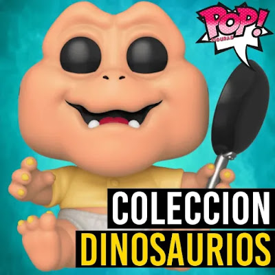 Lista de figuras Funko POP Dinosaurios