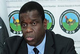 Daviz Simango Preocupado Com As Declarações De Armando Guebuza