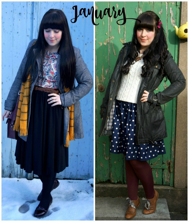 A YEAR OF CLOTHES :: WHAT I WORE IN 2015