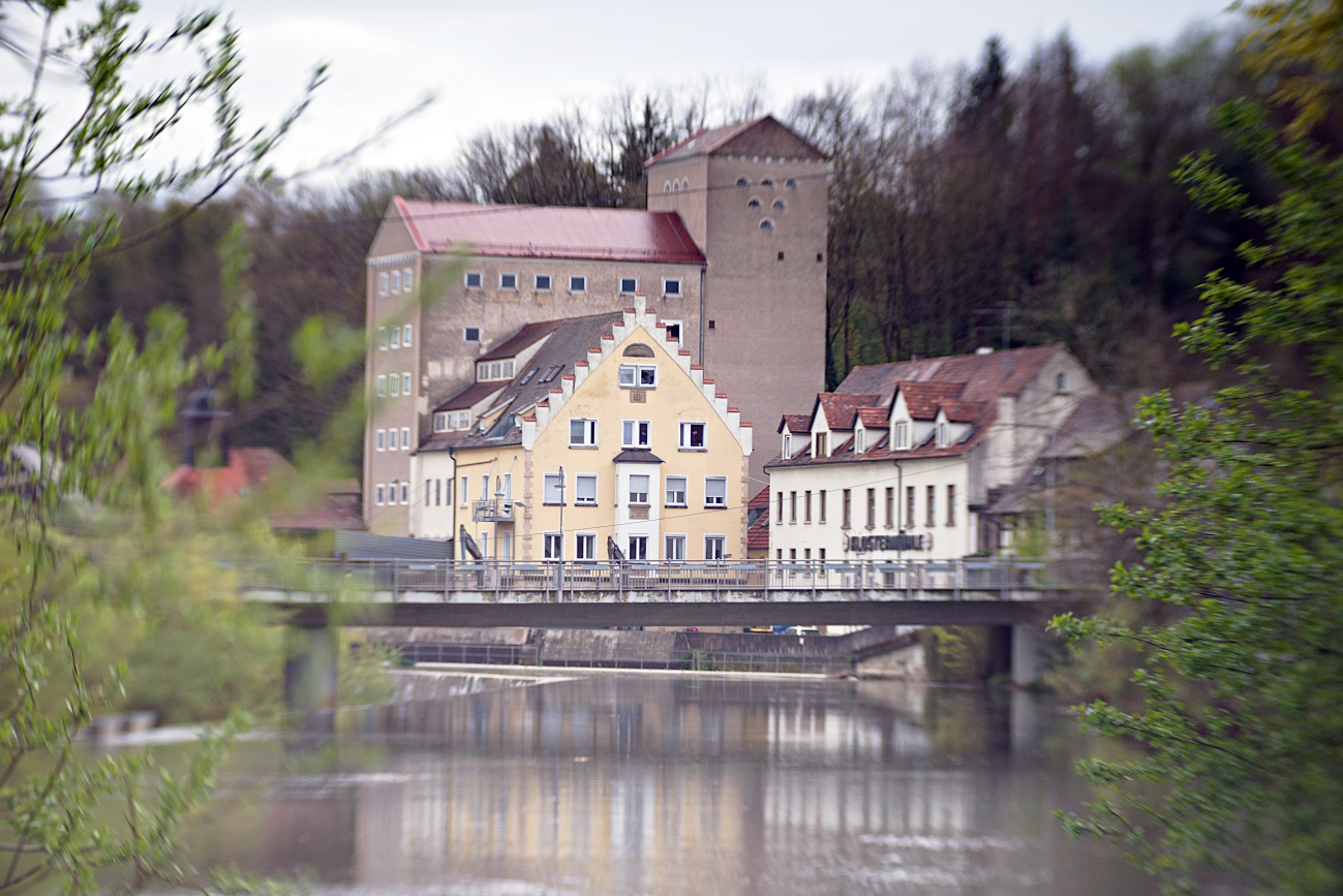 Zum Tagesabschluss — Es klappert die Mühle am ...