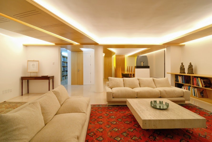 wonderful low ceiling living room ideas | Foundation Dezin & Decor...: Interiors Can Be Amazing With ...