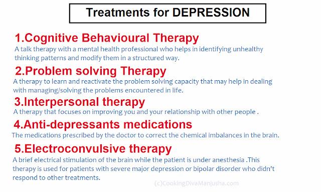 treatments-of-depression