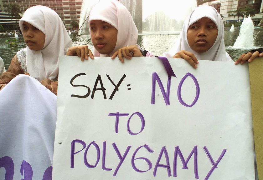 Does Polygyny Violate Basic Rights of a Muslim Woman?