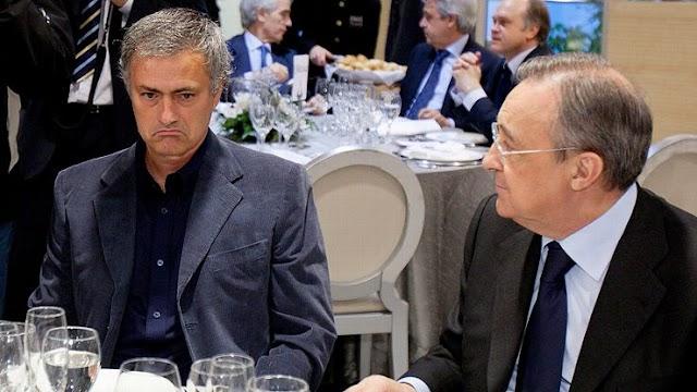 Real Madrid President needs stun Jose Mourinho return