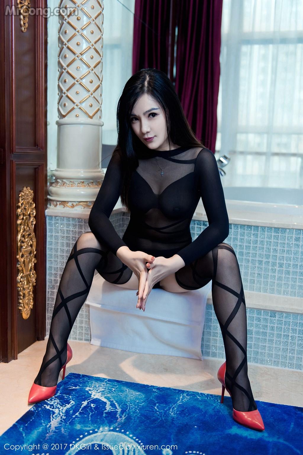 Người mẫu Ding Xiaonan với album ảnh sexy và quyến rũ 12