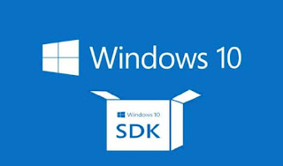 حزمة, تطوير, تطبيقات, الويندوز, من, مايكروسوفت, Microsoft ,Windows ,10 ,SDK